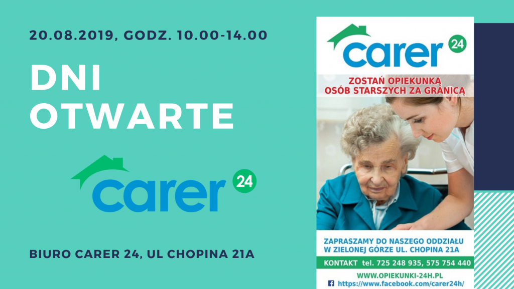 Dni Otwarte w Carer24